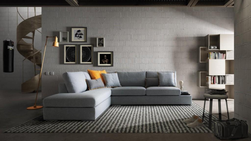 Scegliere il tessuto del divano